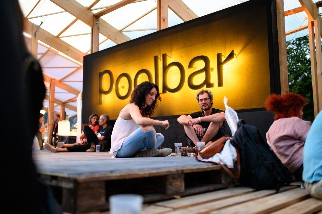 Poolbar-Festival goes Open Air