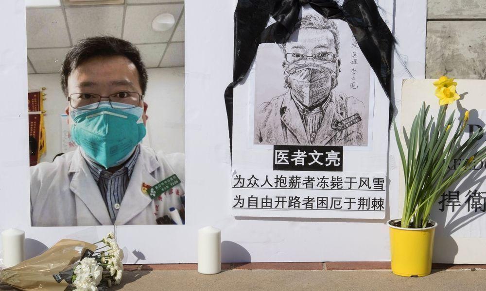 Li Wenliang warnte als Erster eindringlich vor dem Coronavirus. Nun wurde er posthum Vater.
