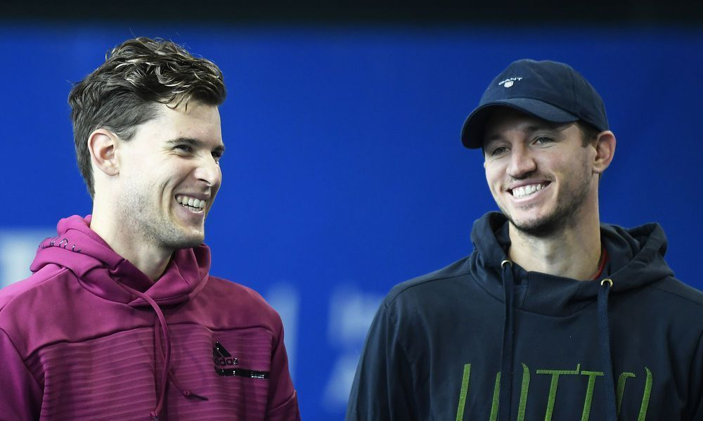 Dominic Thiem im Interview