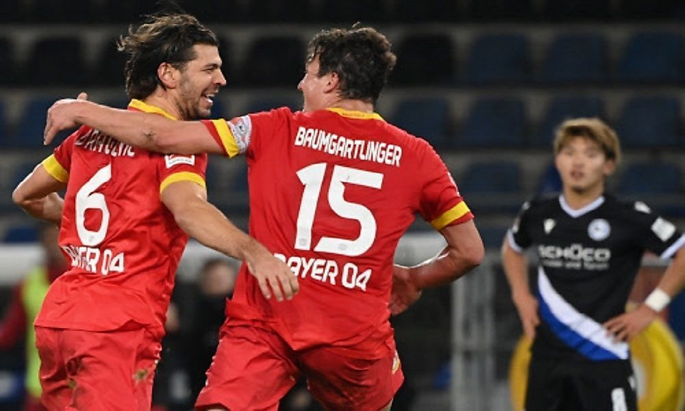 Friedl und Dragovic in Kicker-Elf des Tages