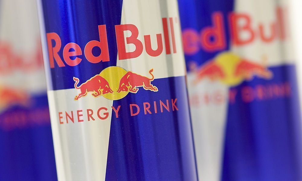 7,9 Milliarden Dosen Red Bull Absatz