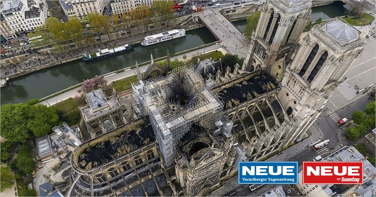 Notre-Dame nicht mehr komplett originalgetreu - NEUE Vorarlberger  Tageszeitung